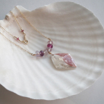 shell - pink -